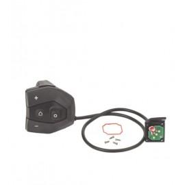 Unidad de mando Nyon, antracita, con cable de conexión, junta y tornillos, para Nyon BUI275