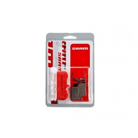 SRAM PASTILLA FRENO ROAD RED/LEVEL TML/ULT