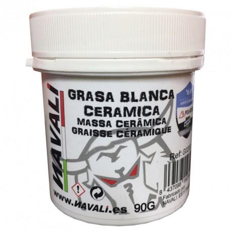 NAVALI GRACA CERAMICA BLANCA 90G