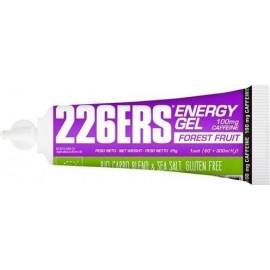 226ERS ENERGY GEL BIO 25G FOREST FRUIT CAFF 100MG